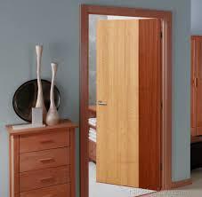 Solid Maple Interior Doors Modern Wood Interior Doors Contemporary Interior Doors