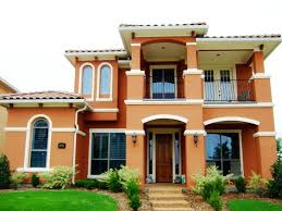 Best Color With Orange Exterior Paint For Stucco Painting Your Stuccobest Stucco Paint