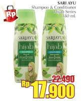 Harga Conditioner Sariayu promo harga sari ayu shoo terbaru minggu ini hemat id