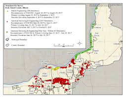 Moline Illinois Map by Illinois Flood Risk Assessment