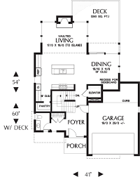 House Plans Com by Contemporary Style House Plan 4 Beds 3 50 Baths 3026 Sq Ft Plan