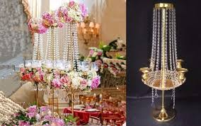 aliexpress com 90cm h wedding crystal table centerpiece table chandelier flower stand banquet decoration road lead from reliable lead chain suppliers