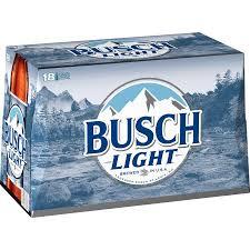 busch light nutrition facts busch light beer 18 pk 12 fl oz bottles walmart com