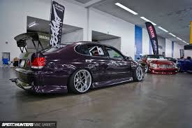 lexus gs with 2jz 600 plus horses of vip drift style speedhunters