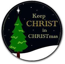 keep in christian bumper sticker car magnet