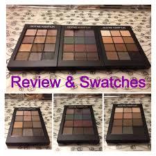 review sonia kashuk eyeshadows youtube