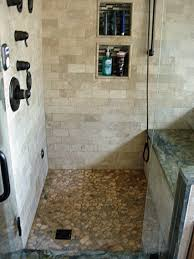 bathroom tiled showers ideas bathroom clean darkslategrey modern shower stalls simple