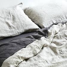 striped duvet cover sets uk striped duvet covers double grey