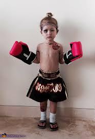 boxer costume thai boxer costume