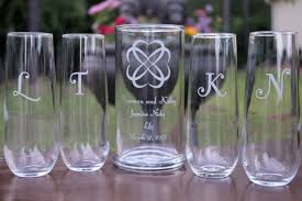 Wedding Sand Ceremony Vases Blended Family Five Piece Sand Ceremony Set Personalized Sand