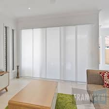 Panel Blinds Franklyn Panel Glide Blinds We Take Care Of Everything