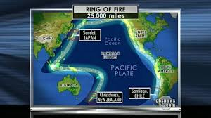 Ring Of Fire Map North Korea Earthquake Hits Sea Of Japan Ring Of Fire Shudders