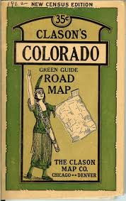 Road Map Of Colorado by Colorado Pocket Maps Clason Map Company And Other Publishing