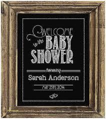 baby shower chalkboard baby shower invitation unique baby shower invitations ideas for a