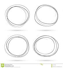 circles templates christmas card ornament step by step