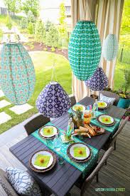 Patio Tablecloth by Perfect Patios How To Create A Stunning Outdoor Space The Happy