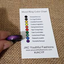 mood ring color chart meanings best mood rings 50 moods for mood necklaces meaning best friends bff mood color