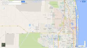 Map Of West United States by West Palm Beach Florida Map