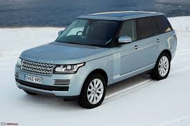range rover engine range rover gets new 3 0 litre v6 diesel engine team bhp