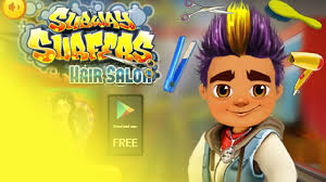 subway surfers online free games hair salon kids game youtube