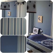 papier peint chambre garcon 7 ans du bleu aux cinq buis