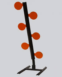 armored dueling tree armored steel reactive shooting target mr