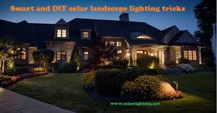 Landscape Lighting Diy Smart And Diy Solar Landscape Lighting Tricks Solar Lights Hq