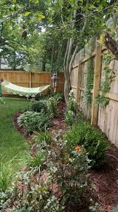 Landscaping Ideas For Backyard Privacy 50 Backyard Privacy Fence Landscaping Ideas On A Budget