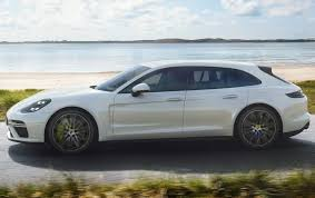 new porsche 4 door porsche panamera turbo s e hybrid sport turismo confirmed for