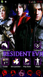 resident evil for android the resident evil 6 theme android apps on nonesearch