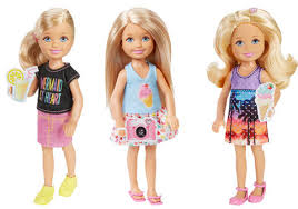 barbie sisters puppy chase chelsea doll mermaid