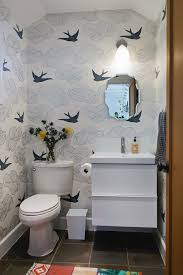 i knew i wanted that bird wallpaper by julia rothman the moment i