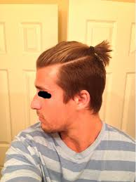ponytail haircut for me shaved sides ive been seeing this hairstyle around lately mostly in the asian