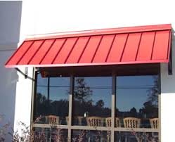 Cloth Window Awnings Custom Metal Awnings Commercial And Residential Mobile Area And