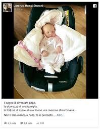 famiglia di vasco vasco nonno 礙 nata la nipote lavinia what s