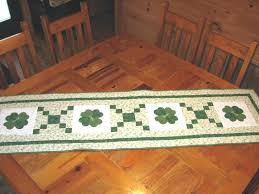 st patrick s day table runner 7 st patrick s day quilts to stitch and celebrate