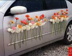 wedding car decorations wedding car decoration marbella wedding guide