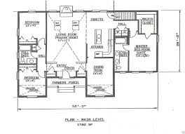 Hip Roof House Plans by Hip Roof Ranch House Plans Elmsdale Ranch Home Plan 017d 0004