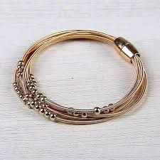 bracelet string images Lagos layered harp string bracelet mad style jpg