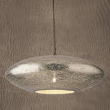 Oval Pendant Light Brand Zenza Bulb Requires 1 X Max 42w E27 Halogen Bulb Dimensions