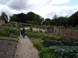 walled gardens stourhead tim marshall geograph britain and