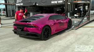 fastest lamborghini ever made meet the fastest woman in the half mile and her pink lamborghini