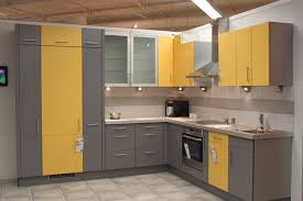 gray and yellow kitchen ideas modern yellow kitchen attractive modern yellow office kitchen