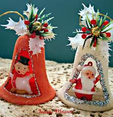 Vintage Christmas Decorations Best 25 Vintage Christmas Ornaments 1950s Ideas On Pinterest