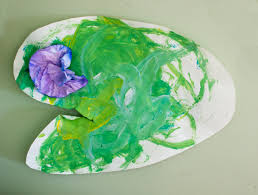 lily pad art for toddlers spring activities for toddlers