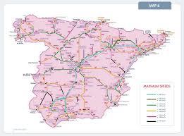 Ireland Rail Map Spain Train Map Ireland Map