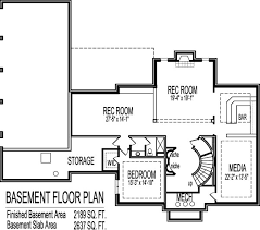 house plans with 5 bedrooms 2 story house floor plans blueprint 4 bedroom 4 car garage with basement