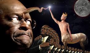 Herman Cain Meme - the canonization of bill murray imgur