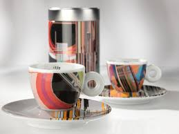 the latest illy art collection project artist liu wei design milk