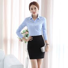 styles of work suites novelty blue slim fashion formal ol styles work wear suits with 2